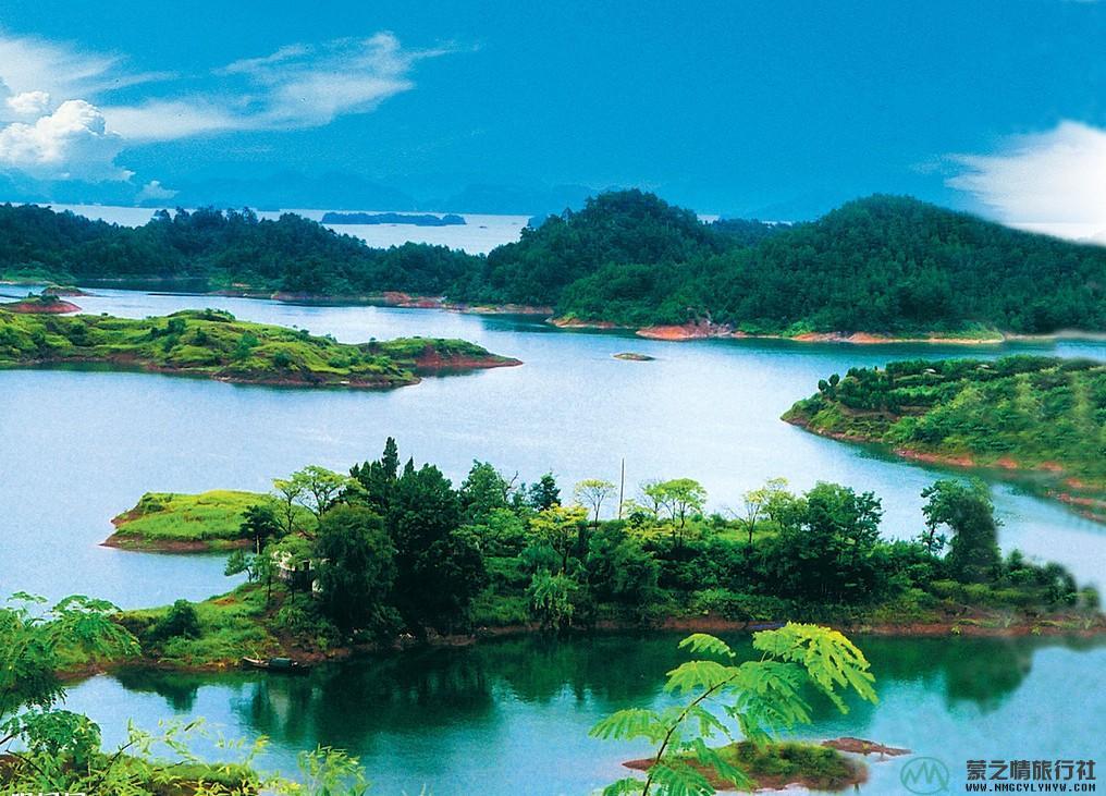 宋城杭州市风景图片千岛湖